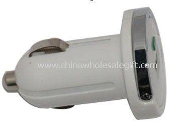 Sustitución de cargador de coche Mini para el iPhone / iPod