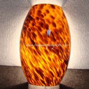 Murano Frit Glass Lamp Shade images