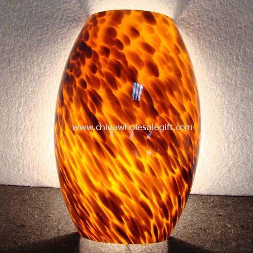 Murano Frit Glass Lamp Shade