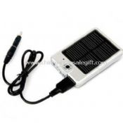 Portable Solar Charger for Mobile Phones Digital Cameras MP4/MP3 Players Bluetooth and PDAs images