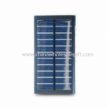 Portable Solar Charger for iPhone/BlackBerry