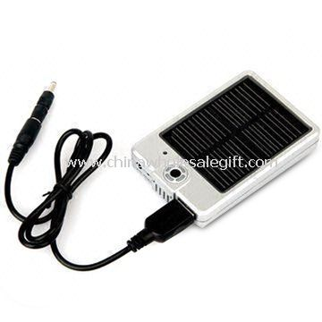 Portable Solar Charger for Mobile Phones Digital Cameras MP4/MP3 Players Bluetooth and PDAs