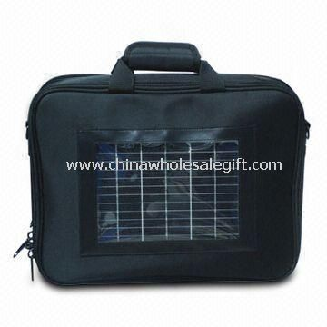 Solar Charger Bag for Laptop with 8 to 10 Hours Charging Time
