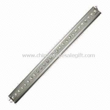 Aluminum Profile LED Strip Light with 12 and 24V DC Working Voltage