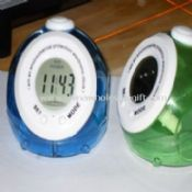 water power LCD clock images
