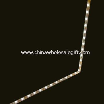 110v Flexible LED Strip with Low Power Consumption and High Intensity