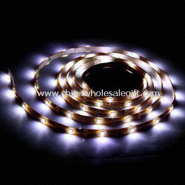 240lm Flexible LED Strip Light with 30pcs/m Unit LED Quantity