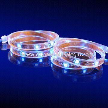 Flexible LED Strip Lights with 12V DC Input Voltage and 36W Power