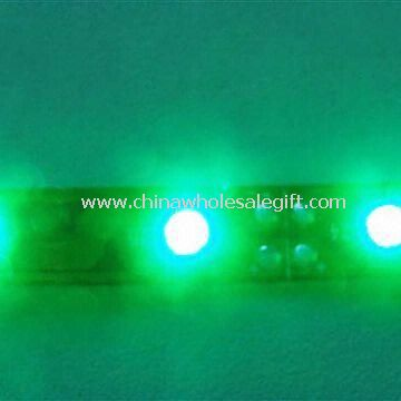 LED Strip Green Color Lights with 12V DC Voltage and Low Power Consumption