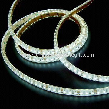 LED Strip Light with Flexible Ribbon Available in White and Warm White Colors