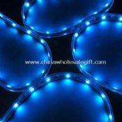 3-in-1 5050 SMD Flexible LED Strip in Waterproof Silicone Tube with Color Changing and UV Resistant images
