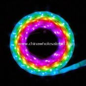 Flexible RGB LED Strip Light with 800 to 1,000mA Working Current and 5W Power Consumption images