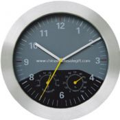 Indoor/ Outdoor Metal Weather Wall Clock images