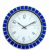 Modern Design Wooden Wall Clock Suitable for Home Decoration images