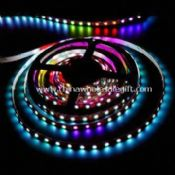 RGB Flexible Strip with 3-in1 SMD LED and Color Changing 48 LEDs/m images