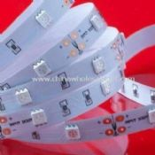 RGB LED Strip Light with 12 to 24V DC Input voltage images