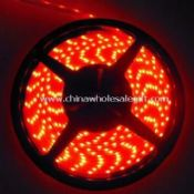 Waterproof Silicone Tube Flexible LED Strip Light with Emitting Color of Red and 12V DC Voltage images