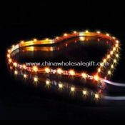 Yellow-color Flexible 335 SMD LED Light Strip with 12V Voltage images