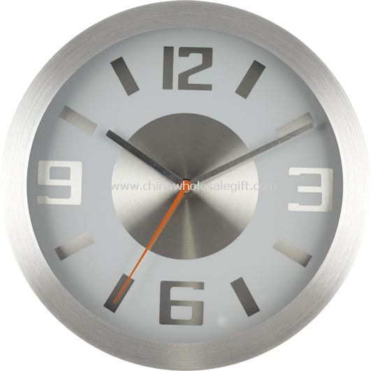 Metal Modern Wall Clock