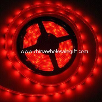 Paste Flexible LED Strip Light in Red Color with 2.5 to 3A Electric Current