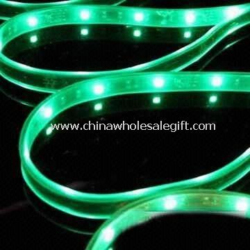 Waterproof LED Strip Light with Consumption of 28.8W and 30,000 Hours Lifespan