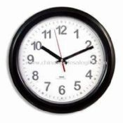 Plastic Wall Clock with 30cm Diameter images