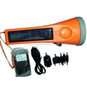 Solar Flashlight and Charger images
