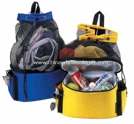 420 Denier polyester Backpack Cooler Bag
