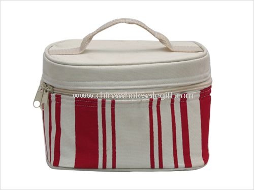 600D polyester with foil inside Lunch Bag Cooler