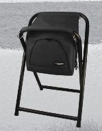 Fodable Chair with Cooler Bag