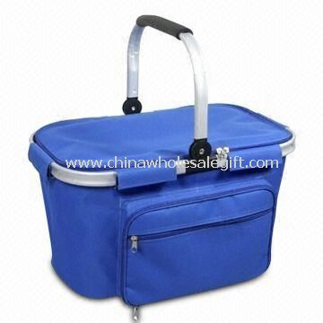 Foldable Cooler/Shopping/Picnic Basket