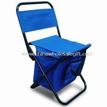 Folding Fishing Chair With Cooler Bag