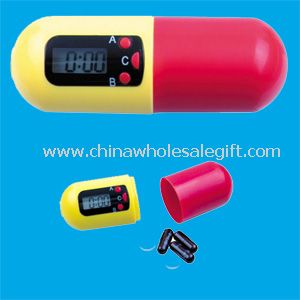 Capsule Pill Box Timer
