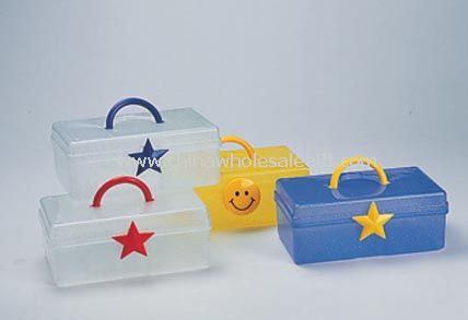Plastic Pill Box