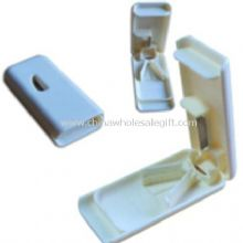plastic pill box and pill cutter images