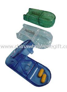 Pill Cutter Box