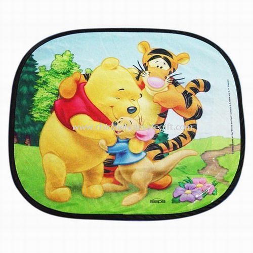 Polyester Car Side Window Sunshade