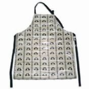 PVC Material Cooking Apron Provides Tough Protection Against Oils images