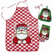 Four-piece Cotton Kitchen Set Customized Materials are Welcome images