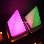 Color Changing Pyramid Mood Light images