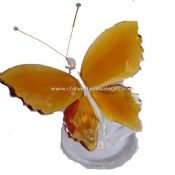 Crystal Butterfly med bas images
