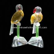Crystal Color Bird Available in Various Colors images
