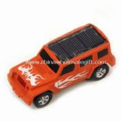 Eco-friendly Solar Car No Batteries Required images