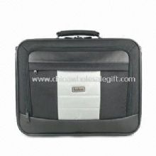 Business Laptop Briefcase Made of 1680D Nylon and PVC images