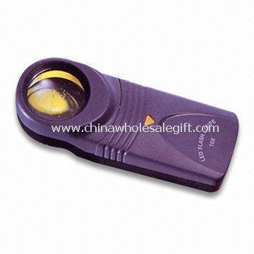 Lupa LED světlo s průměrem 30mm