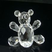 Crystal Bear for Home decoration images