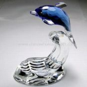 Crystal dolphin figurines images