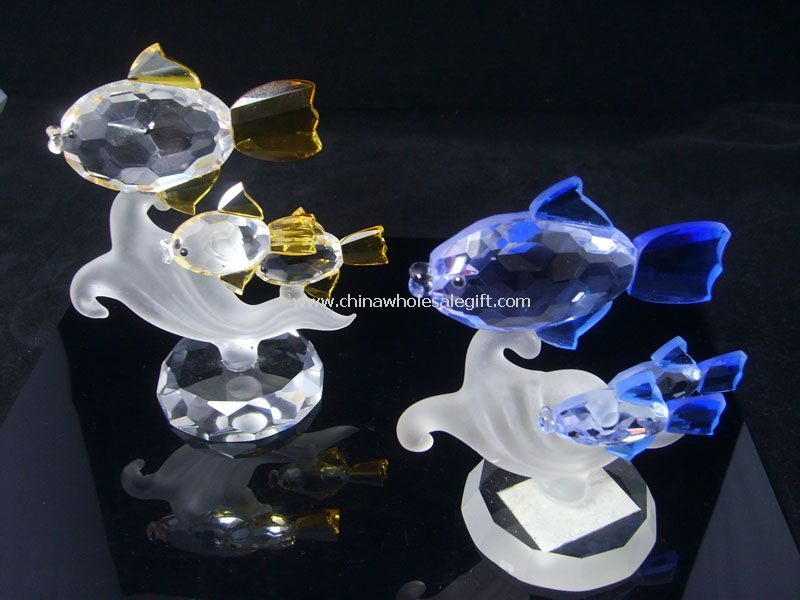 Crystal Decorative Accessories, Interior Decorating Ideas