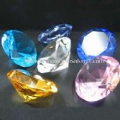 Crystal Diamond Suitable for Decoration Available in Various Colors images