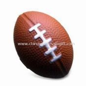 Stress Football Ball with Large Space for Logo Printing images